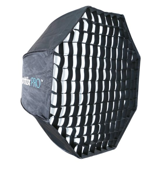 "Phottix Easy Up HD Umbrella Octa Softbox with Grid (80cm/32"") 1"