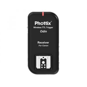Phottix Odin TTL Flash Trigger Receiver for Canon (v1.5) 1