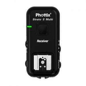 Phottix Strato II Multi 5-in-1 Receiver for Canon 1