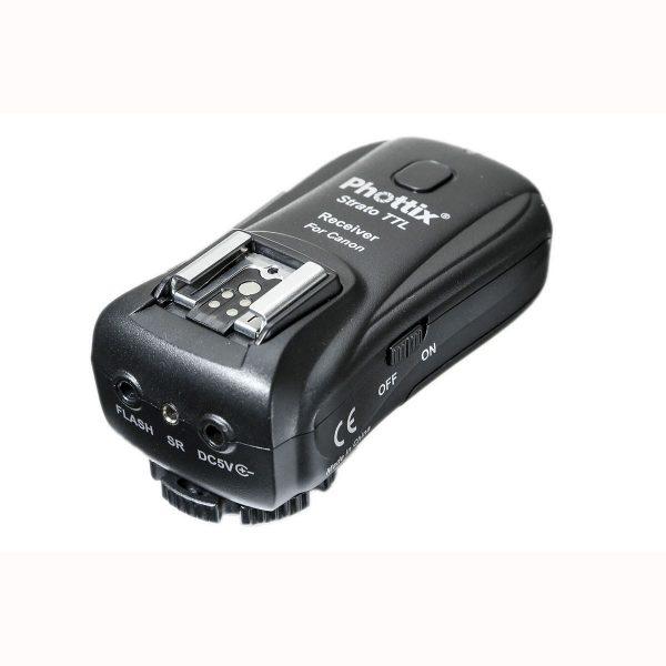 Phottix Strato TTL Flash Trigger Receiver for Nikon 1