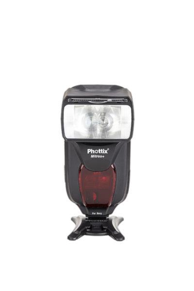 Phottix Mitros+ TTL Transceiver Flash for Sony (ISO Hot Shoe)