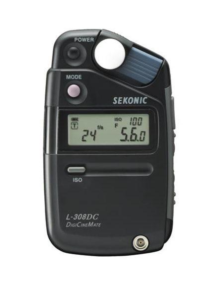 SEKONIC - ESPOSIMETRO L308DC DIGICINEMATE 1