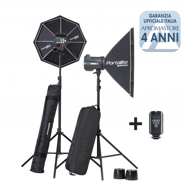 KIT BRX 500/500 Softbox To Go 1