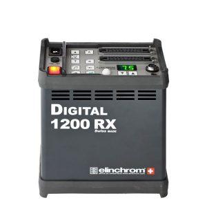 POWER PACK DIGITAL 1200 RX 1