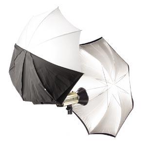 Photoflex - Ombrello convertibile - diametro 114 cm
