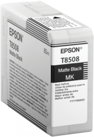 Singlepack Photo Black T850100 - 80ml – per stampante SC-P800 1