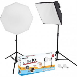 Westcott uLite SoftBox kit 500+500 4