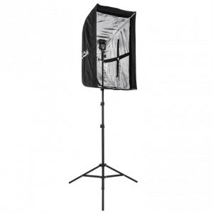 Westcott Apollo Strip speedlite kit - 40x76cm