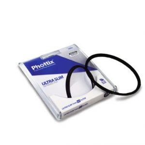 Phottix ULTRA SLIM 1mm UV Protector Germany 62mm