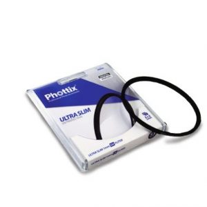 Phottix ULTRA SLIM 1mm UV Protector Germany 67mm
